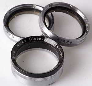 Aires 28.5mm Attachment (Close-up lens) £30.00