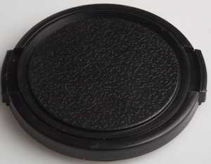 Unbranded 52mm plastic clip-on Front Lens Cap