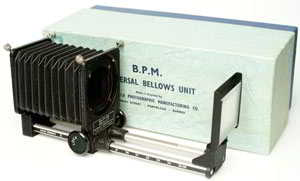 BPM Universal   (Bellows) £50.00