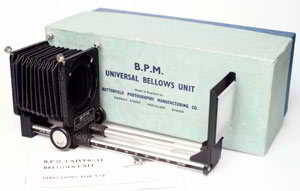 BPM Universal   (Bellows) £57.00