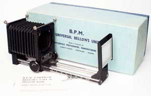 BPM Universal   (Bellows) £60.00