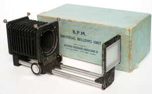 BPM Universal   (Bellows) £25.00