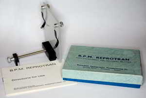 BPM Reprotran Copy Attachment for Universal Bellows (Bellows Accessory) £30.00