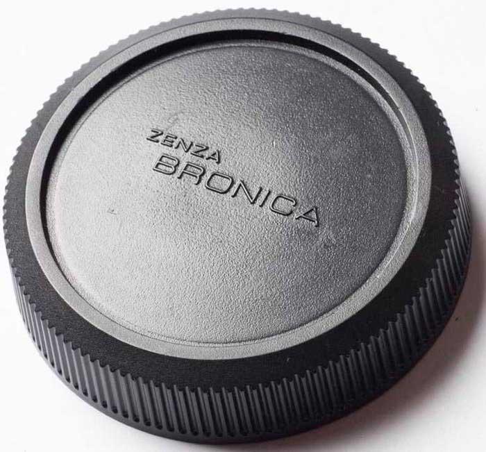 Bronica ETR Rear Lens Cap