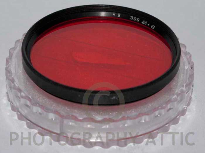 B+W 55mm Red (5x) (Filter) £15.00