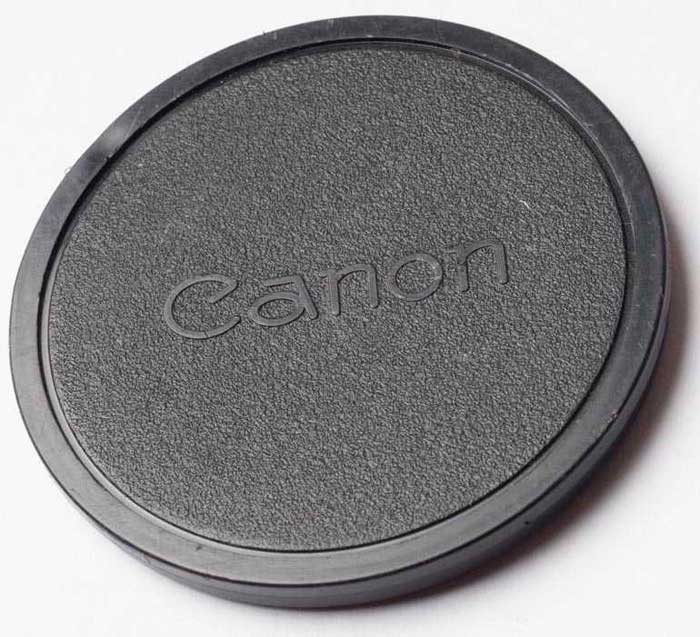 Canon FD push on  (Body cap) £4.00