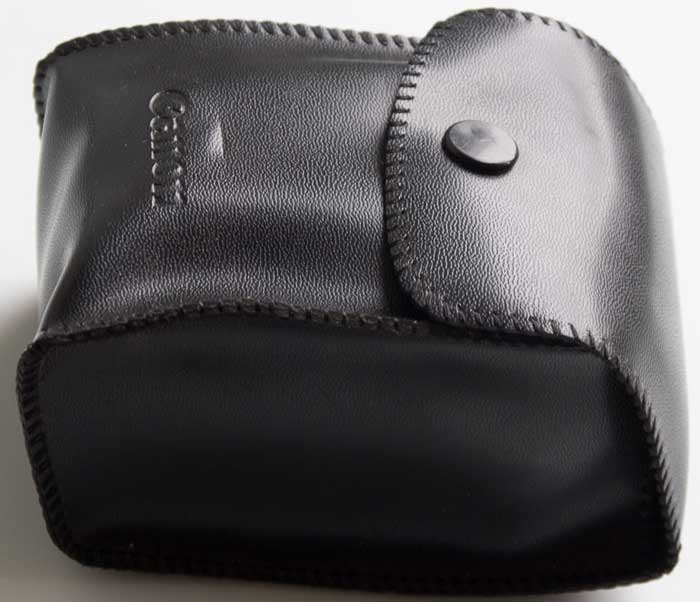 Canon flashgun case (Lens case) £3.00