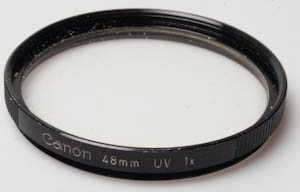 Canon 48mm UV Filter