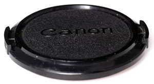 Canon 58mm Front Lens Cap