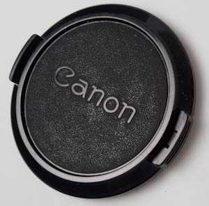 Canon 52mm Front Lens Cap