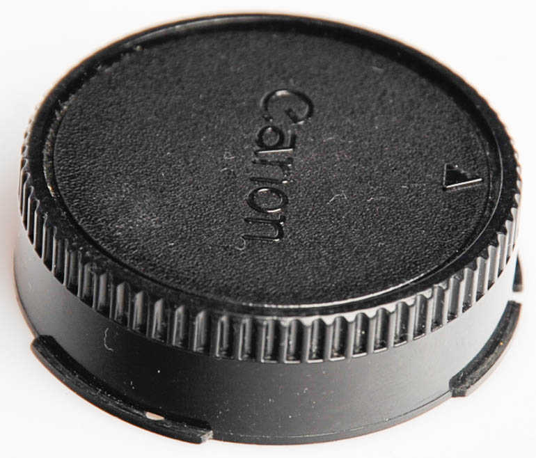 Canon FD Rear Lens Cap