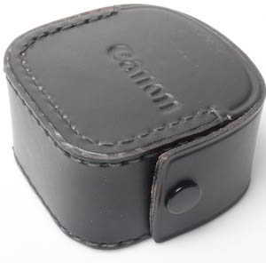 Canon extension tube case (Lens case) £5.00