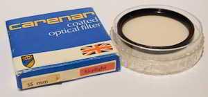 Carenar 55mm Skylight 1A    Filter