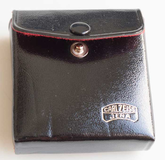 Carl Zeiss 62mm filter case Filter holder