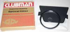 Clubman 49mm Soft Spot Filter