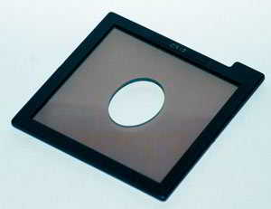 Cromatek CS12 Medium grey diffuser Oval vignette (Filter) £4.00