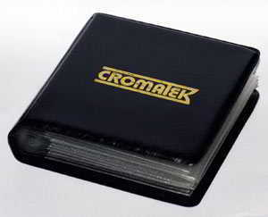 Cromatek Filter wallet - holds six filters (Filter holder) £6.00