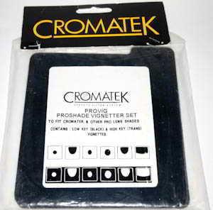 Cromatek Provig Proshade Vignetter Set Filter