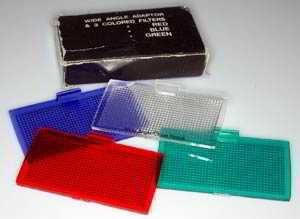 Unbranded Flash filter set (Flash accessory) £5.00