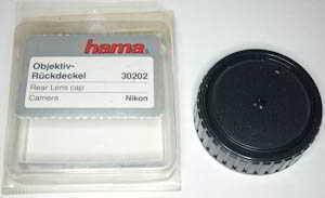 Hama Nikon AI Rear Lens Cap