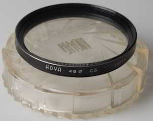 Hoya 49mm Cross Screen Filter