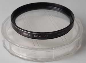Hoya 52mm Cross Screen Filter
