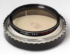 Hoya 52mm 81A warm Filter