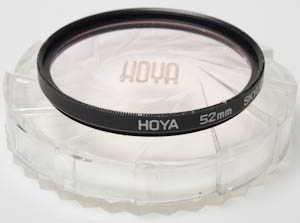 Hoya 52mm Skylight 1B Filter
