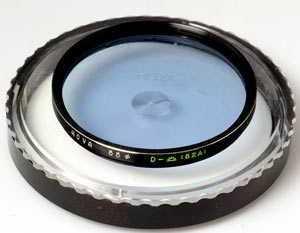 Hoya 55mm 82A blue Filter
