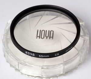 Hoya 55mm Cross Screen Filter
