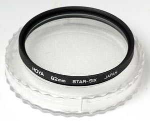 Hoya 62mm Star 6 Filter