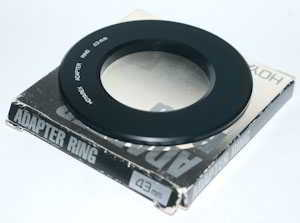 Hoyarex 43mm Filter Adaptor  Lens adaptor