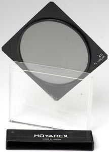 Hoyarex 611 Linear Polariser Filter