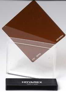 Hoyarex 031 Sepia Filter