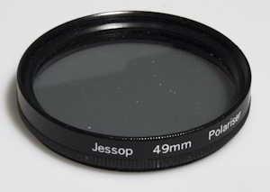 Jessops 49mm Linear polarising Filter