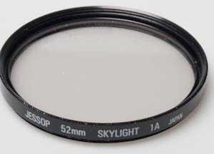 Jessops 52mm Skylight 1A Filter