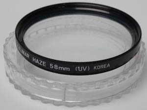 Kalimar 58mm UV Filter