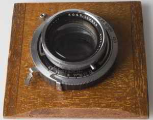 Kodak Shutter & Ross Xpress 105mm f/3.8 (Large-format) £50.00