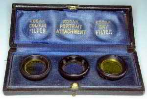 Kodak Filter set (Filter) £2.00