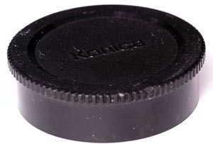 Konica KC Rear Lens Cap