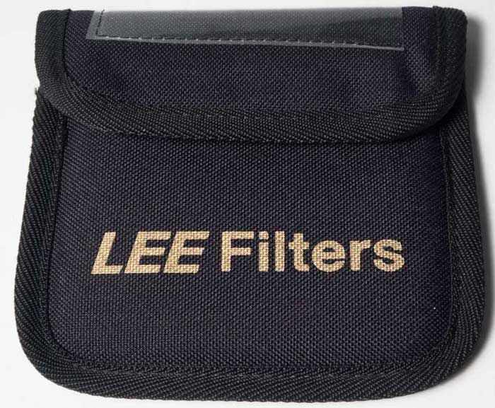 Lee 100x100 filter pouch Filter