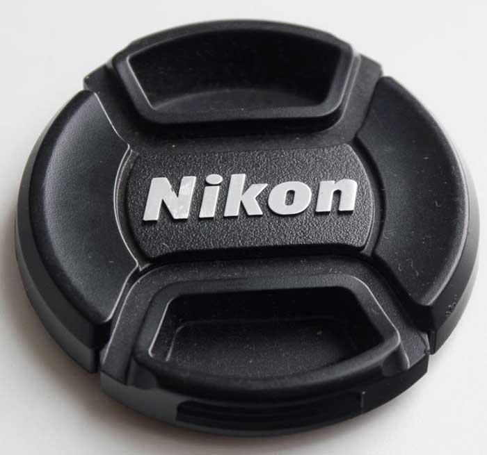 Nikon 52mm Clip-on Front Lens Cap