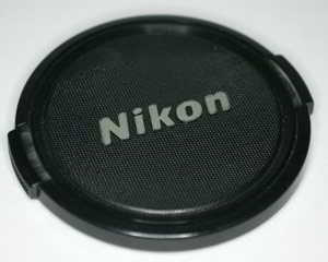 Nikon 62mm Clip-on Front Lens Cap