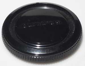 Olympus OM Body cap