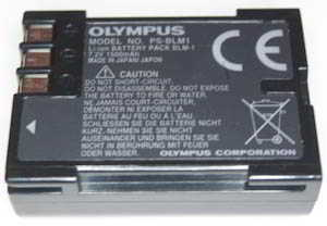 Olympus HL-M1 Olympus (BLM-1) (Battery / Charger) £40.00