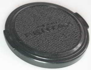 Pentax 58mm clip on cap Front Lens Cap