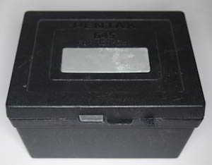 Pentax 645 medium format film holder Body cap