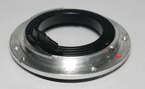 Unbranded PK rear lens mount to 52mm female thread Lens adaptor