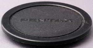 Pentax PK Body cap
