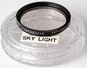 Pentax 30.5mm Skylight Filter